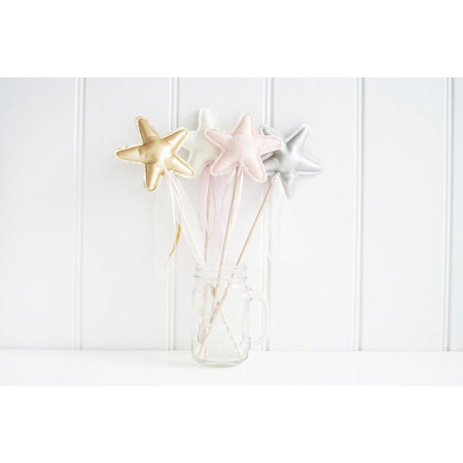 Star Wand - Ivory | Alimrose | Little Lights Co.