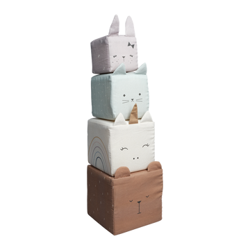 Animal Soft Blocks | Fabelab | Little Lights Co.