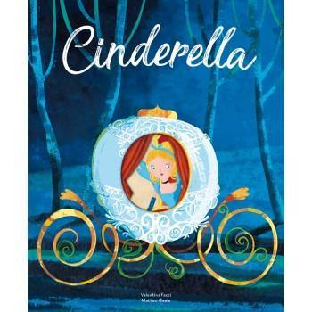 Cinderella Die-Cut Book | Sassi Junior | Little Lights Co.