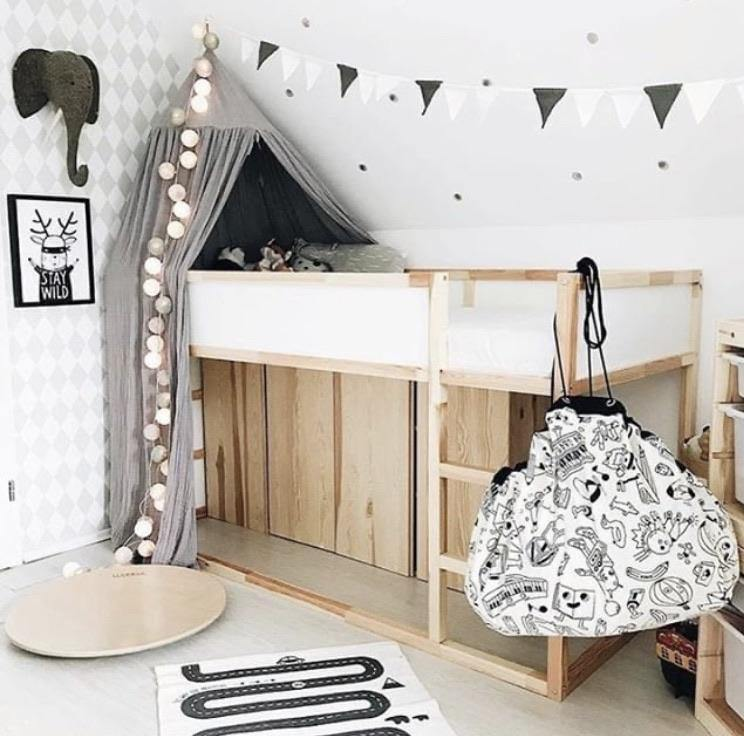 Colour My Bag Playmat and Storage Bag 140cm | Play & Go | Little Lights Co.