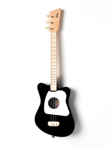 Black Mini Guitar | Loog | Little Lights Co.