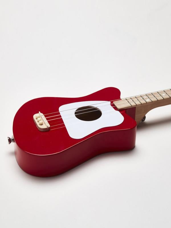 Red Mini Guitar | Loog | Little Lights Co.