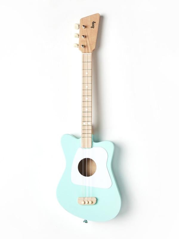Green Mini Guitar | Loog - Little Lights Co.