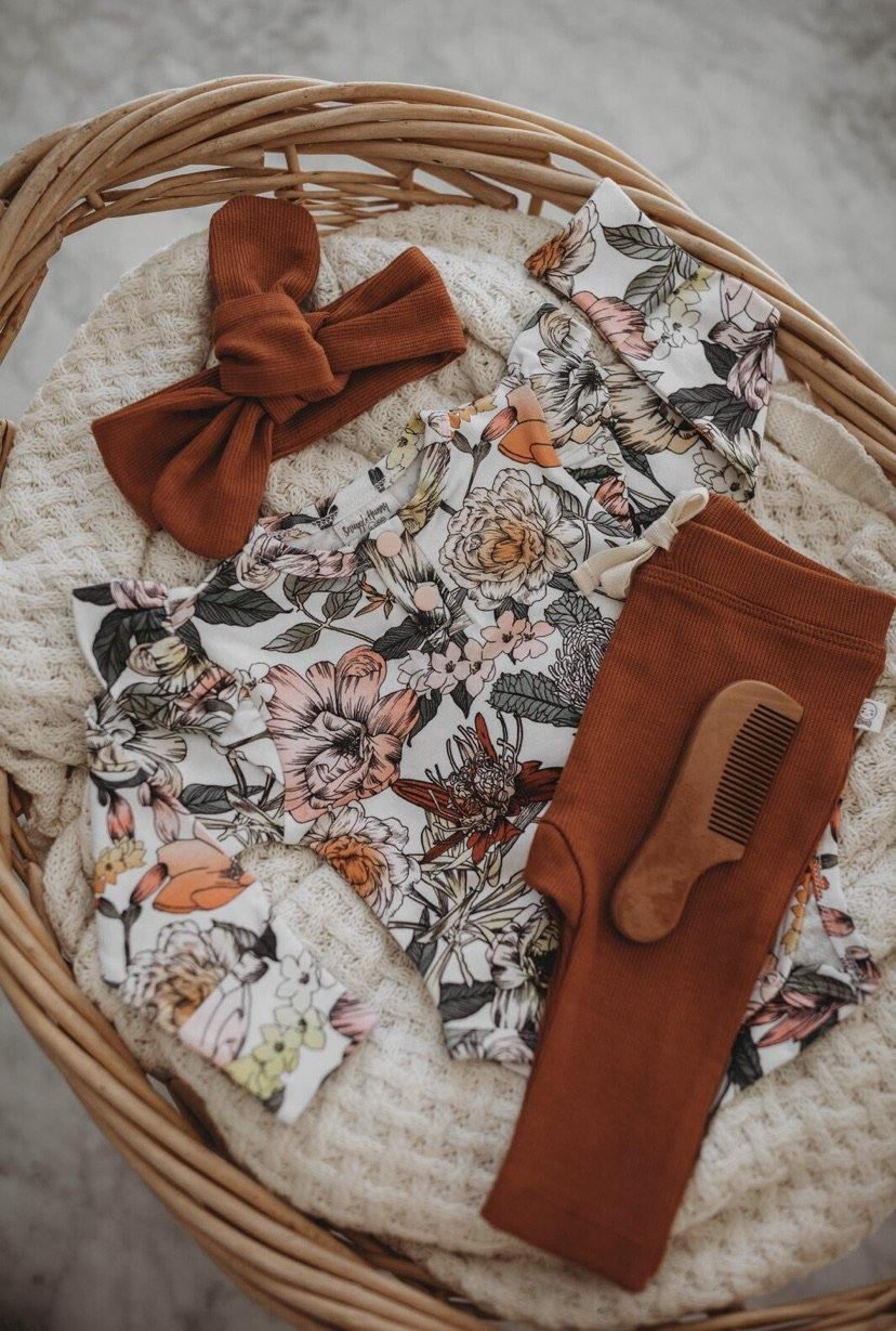 Snuggle Hunny Kids | Biscuit Pants | Little Lights Co.