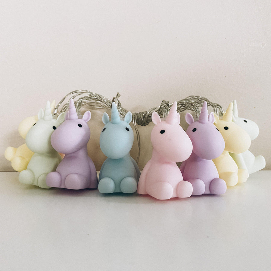Baby Unicorn String Lights