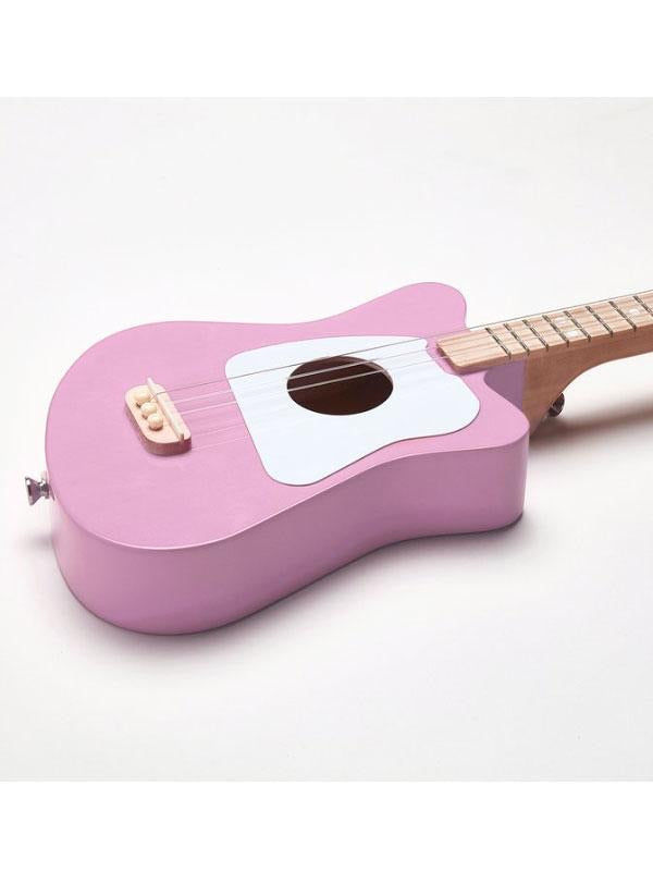 Pink Mini Guitar | Loog - Little Lights Co.