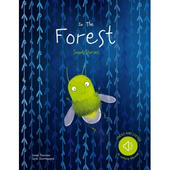 In the Forest - Sound Book | Sassi Junior - Little Lights Co.