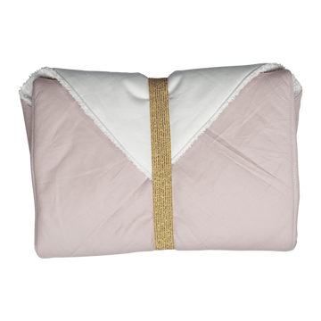 Mauve Changing Pad | Fabelab | Little Lights Co.