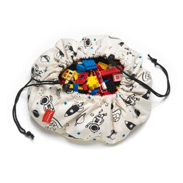 Space Mini Storage Bag 40cm | Play & Go | Little Lights Co.