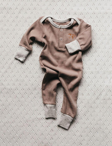 Simplicity Romper, Myrtle | Piper Bug | Little Lights Co.