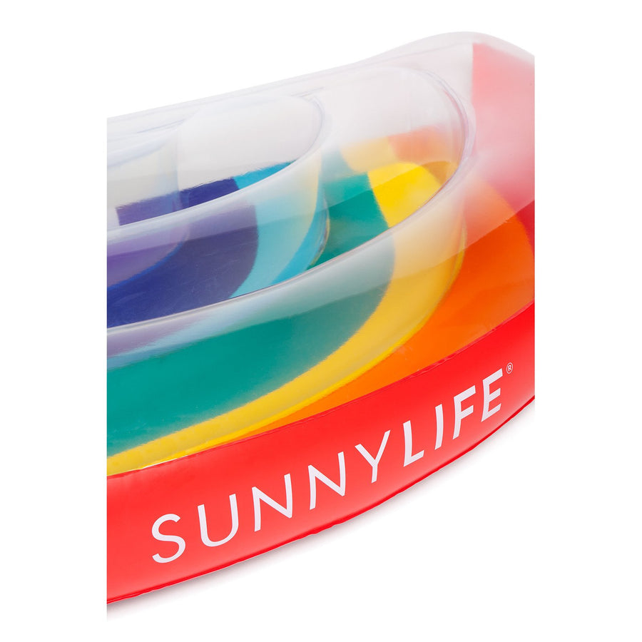 Sunnylife Luxe Lie On Float Rainbow | Little Lights Co.