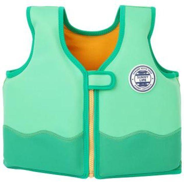 Sunnylife | Float vest, 1-2 years - crocodile