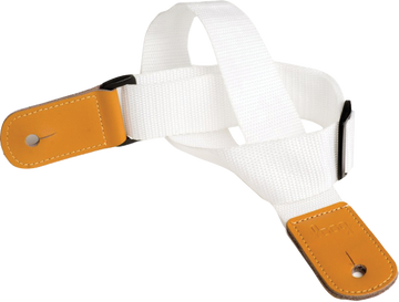 White Guitar Strap | Loog | Little Lights Co.