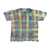 Load image into Gallery viewer, PARK PLAID TEE