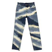 "Load image into Gallery viewer, ZZZ JEANS. 32"". INDIGO BLUE"