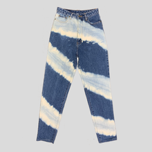 "Load image into Gallery viewer, ZZ JEANS. 27"". LIGHT DENIM WASH"