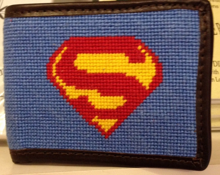 Voila's Superman wallet