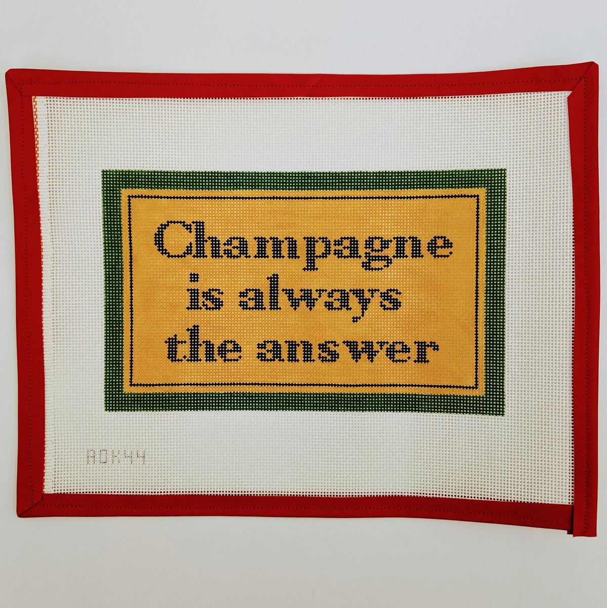 Champagne...Always The Answer