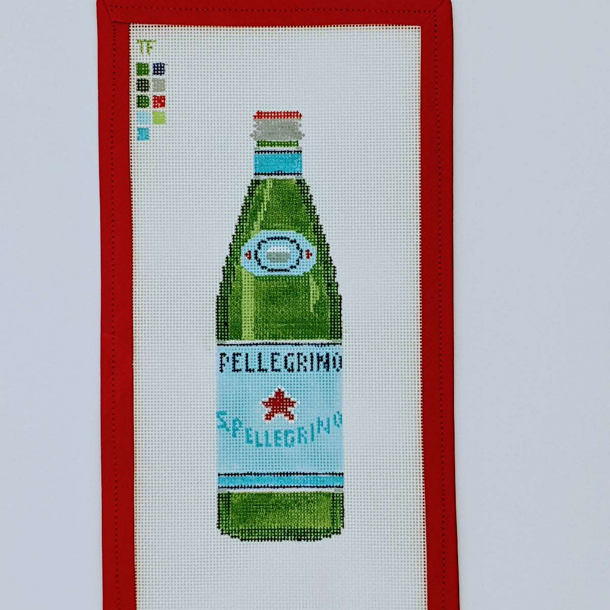 San Pellegrino Sparkling Water Bottle