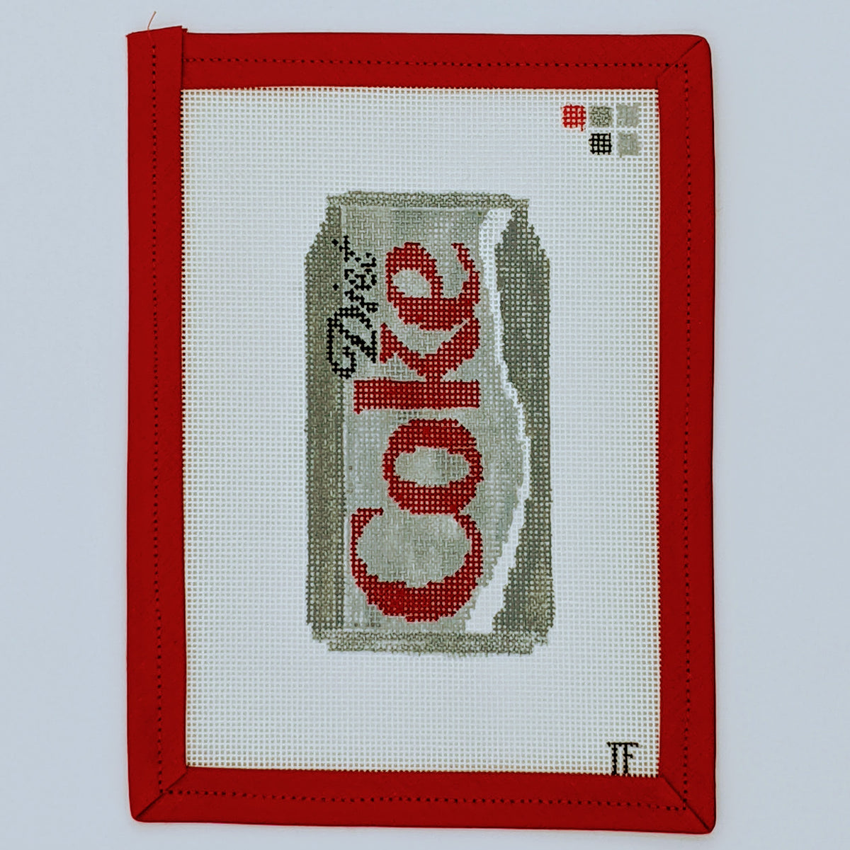 Diet Coke soda can ornament
