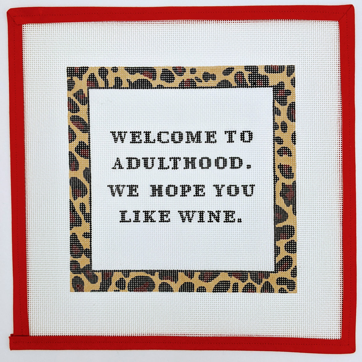 Adulthood - Wine