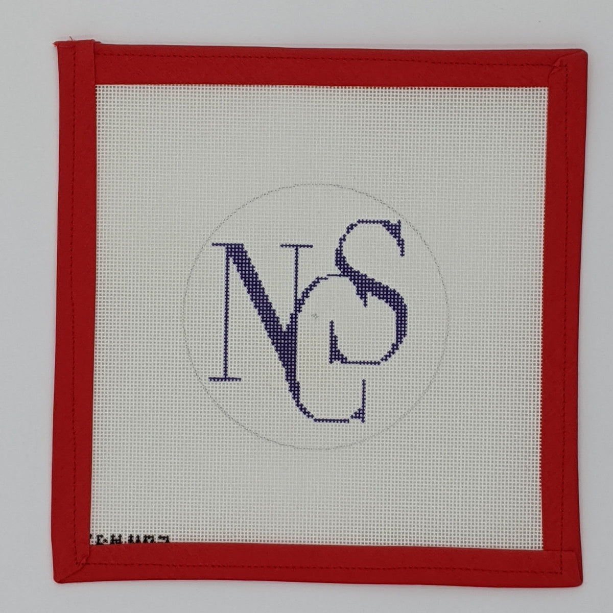 NCS, National Cathedral School Logo ornament