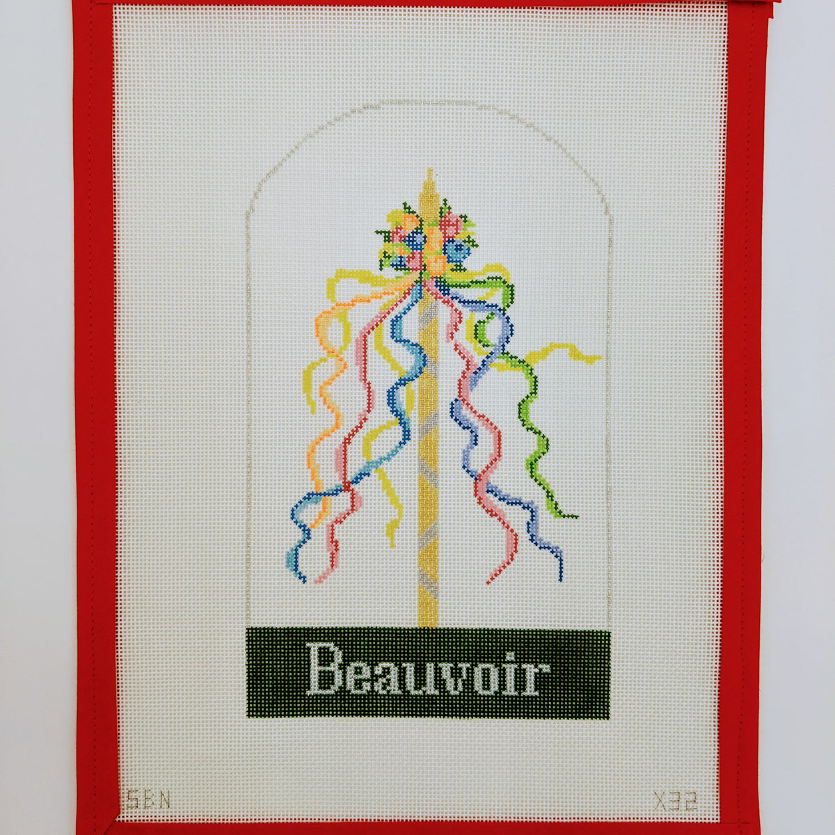 Beauvoir Maypole ornament