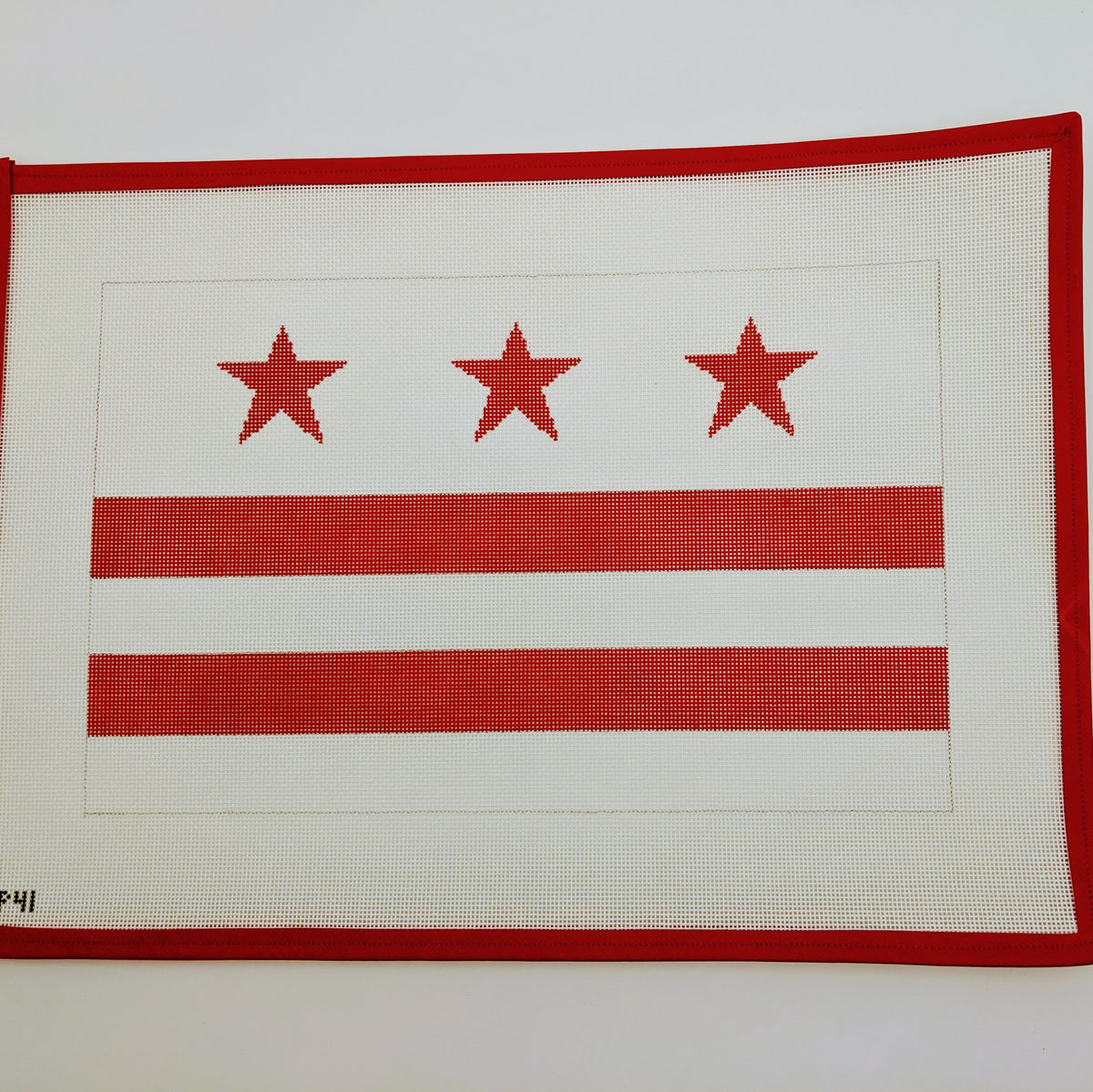 DC Flag Pillow
