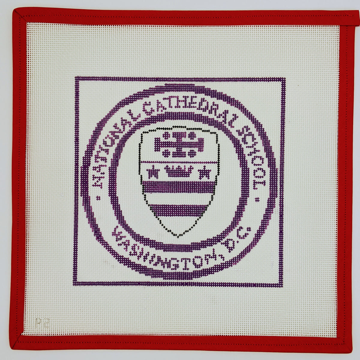 NCS, National Cathedral School Pillow