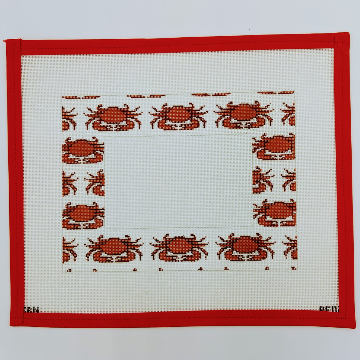 Red Crab Picture Frame