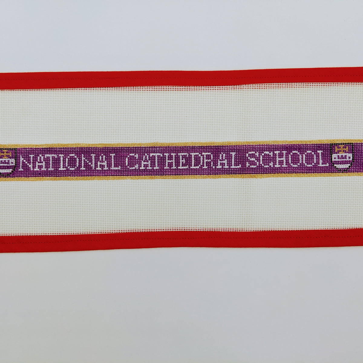 NCS, National Cathedral School Belt