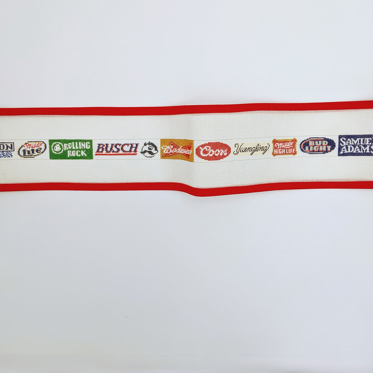 Domestic Beer Labels Belt