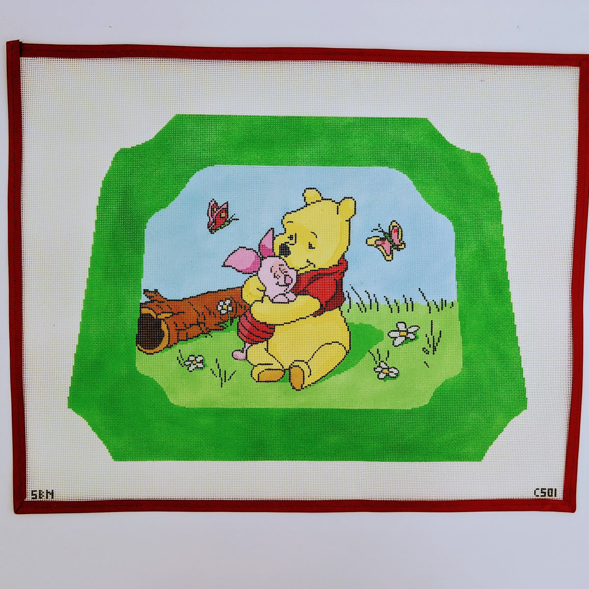 Pooh & Friends Child's Rocking Chair