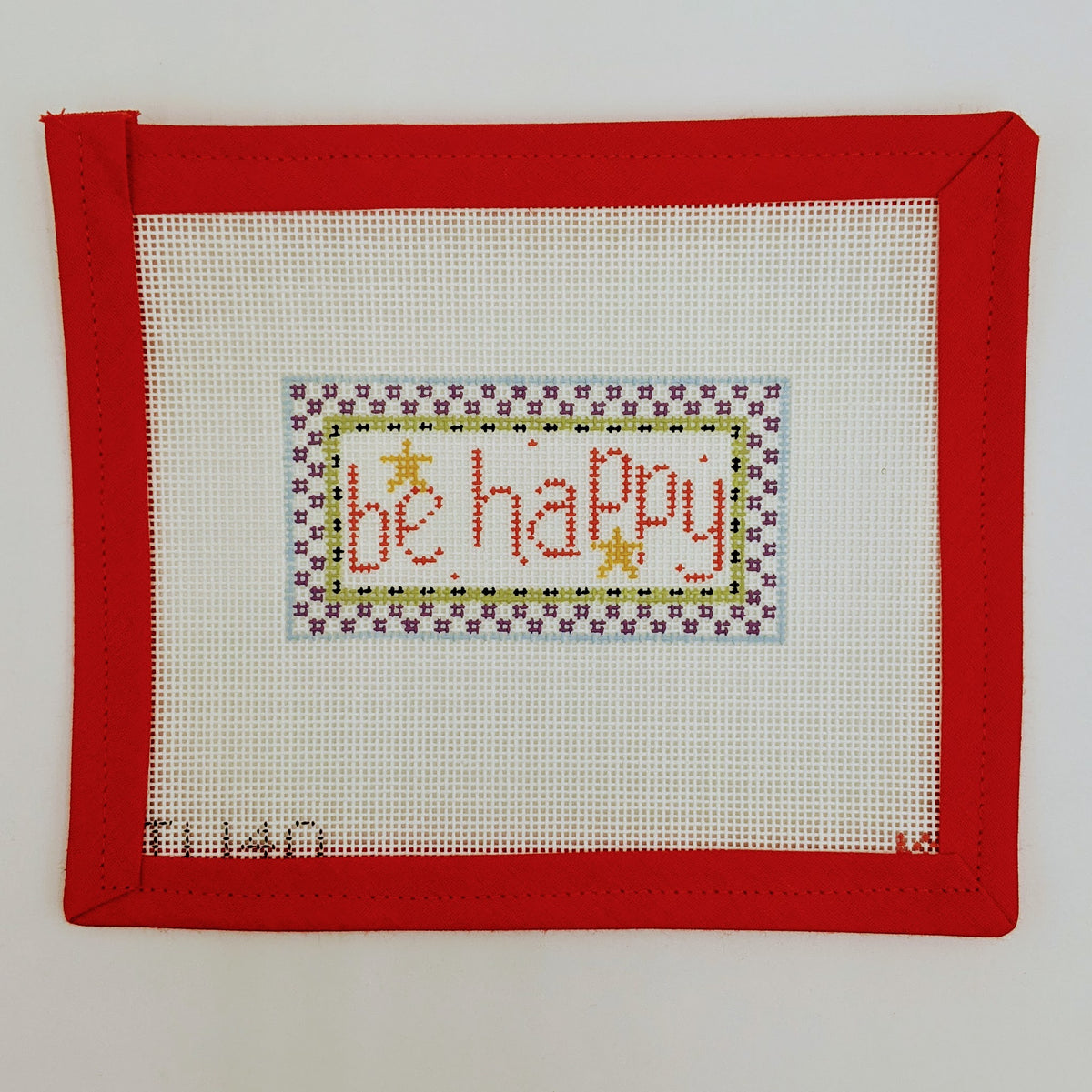 Tiny Inspiration: BE HAPPY