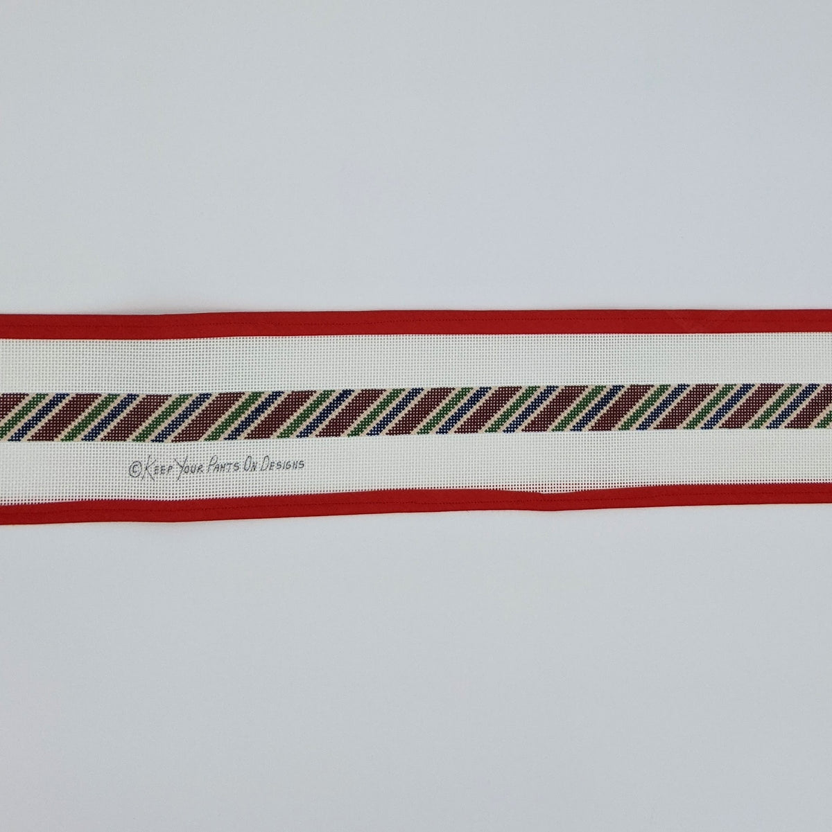 Stripes Belt on 13 mesh