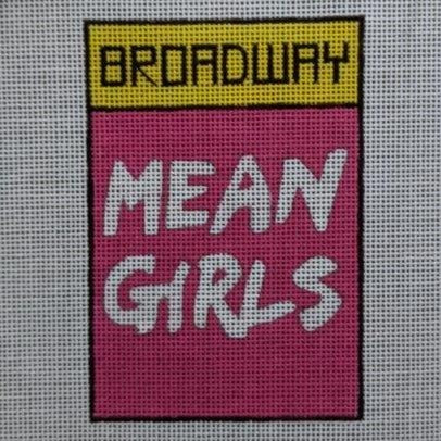 Mean Girls Playbill (other playbills available, email to inquire)