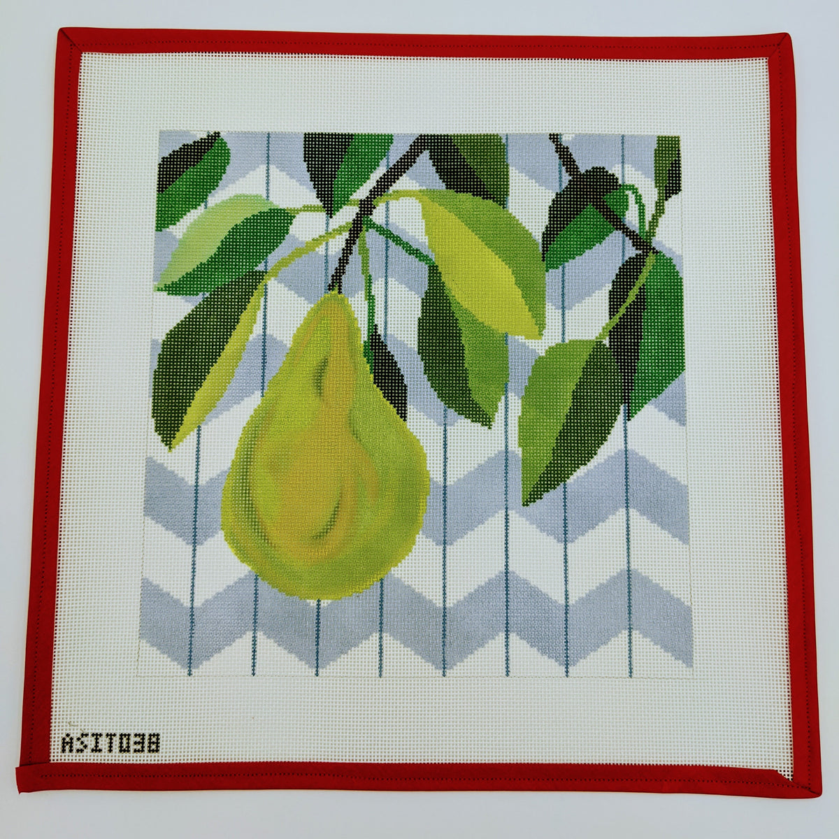 Pears on Chevron