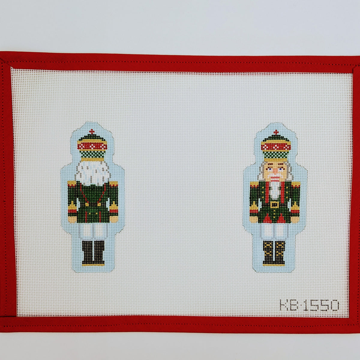 Double Sided Nutcracker - Green