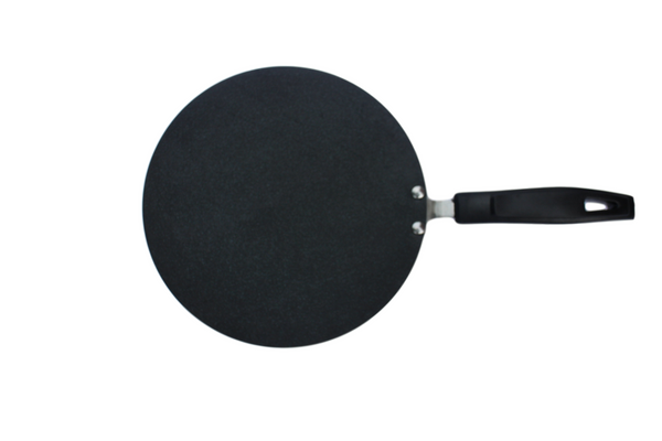 25cm Nonstick Tawa Pan Concave Roti/Chapati/Dosa Stainless Steel