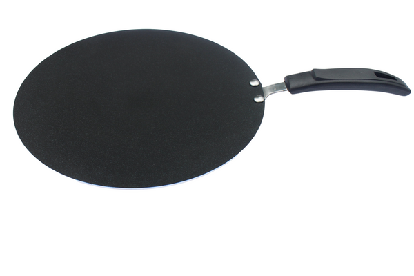 30cm Nonstick Tawa Pan Concave Roti/Chapati/Dosa Stainless Steel