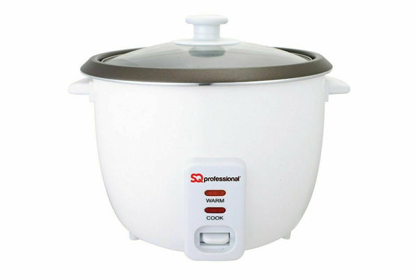 Rice Cooker Electric Automatic Steamer Cooking Pot Non Stick Bowl