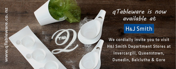 qtableware at H&J Smith