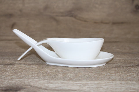 Curvy Arm Bowl Set