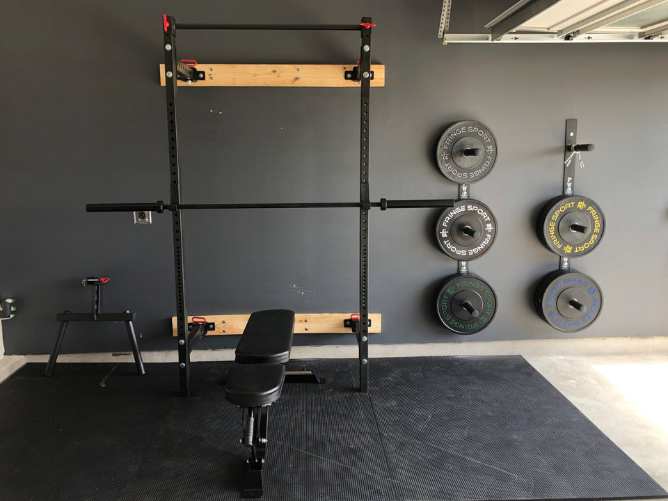 Home gym package deals