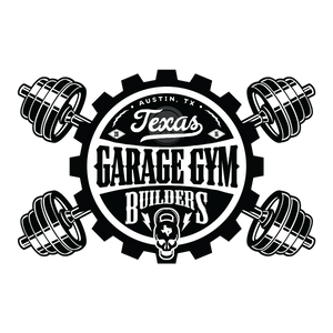 Texas Garage Gym Builders Logo