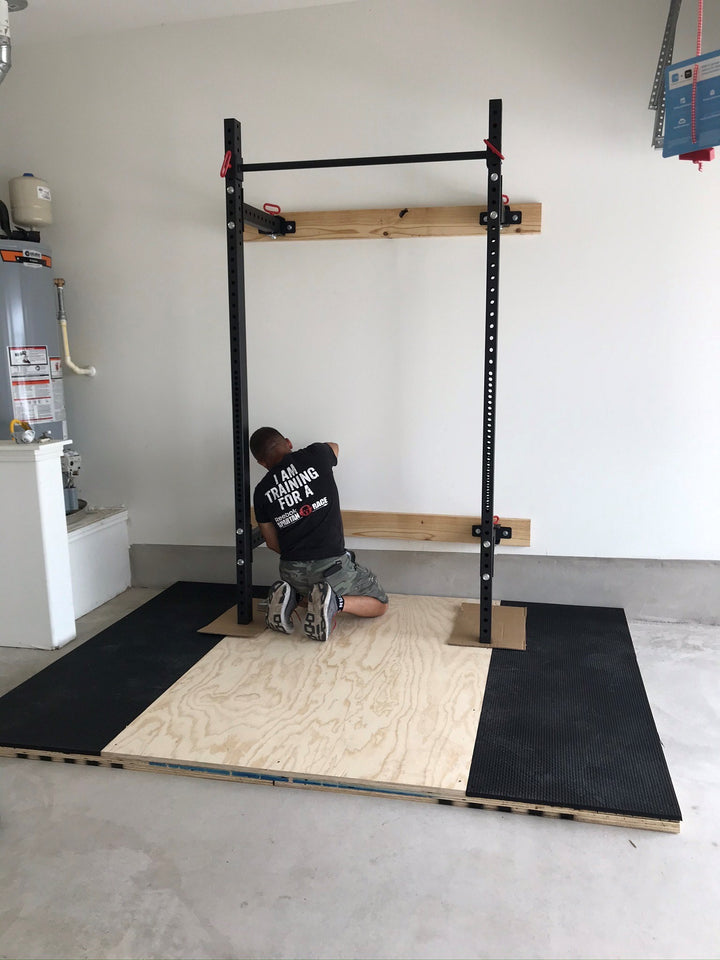 Home gym installations