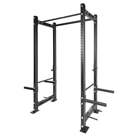 FringeSport Floor-Mounted Power Cage - Texas Garage Gym Builders