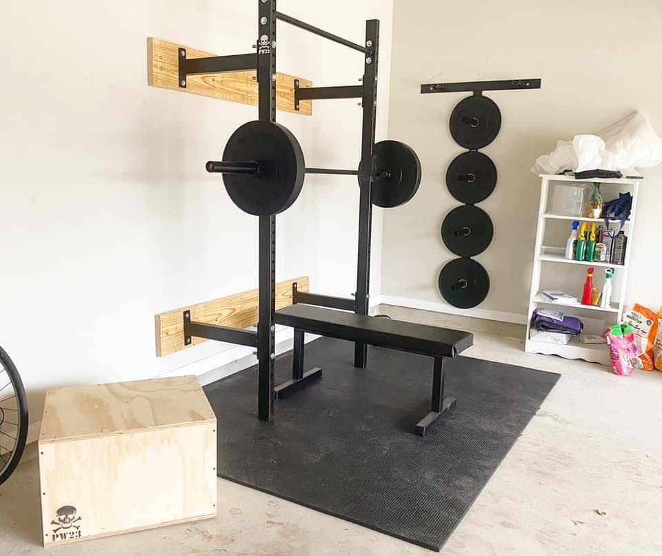 Garage Gym Starter Package - Texas Garage Gym Builders