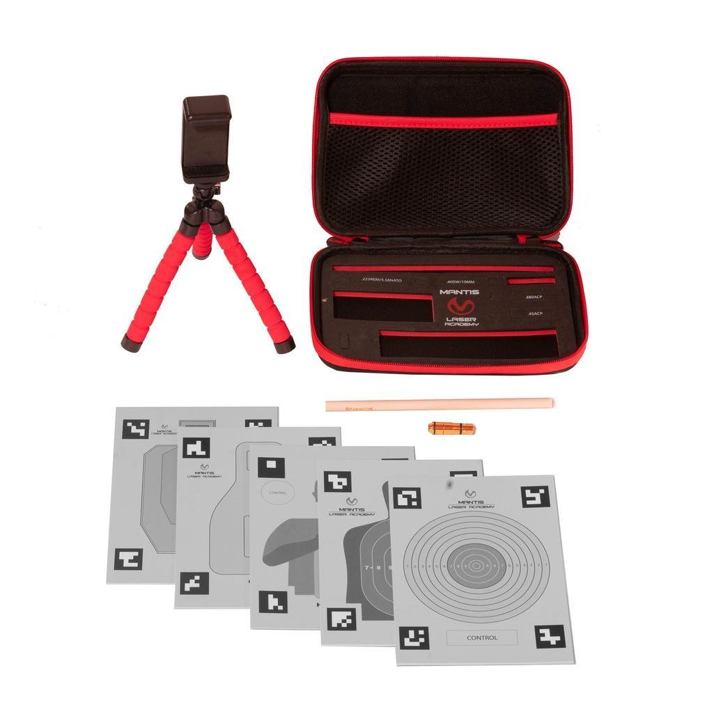 LASER ACADEMY TRAINING KIT - PORTABLE; VORBESTELLUNG - MantisX.at