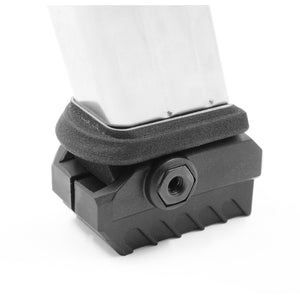 MAGRAIL – MAGAZIN BODENPLATTE ADAPTER – Springfield XDM 9mm No ramp - MantisX.at